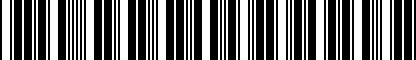 Barcode for 5G0061195