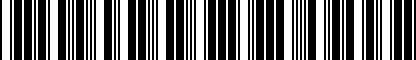 Barcode for 5K0071329
