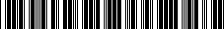 Barcode for 8N0723173E