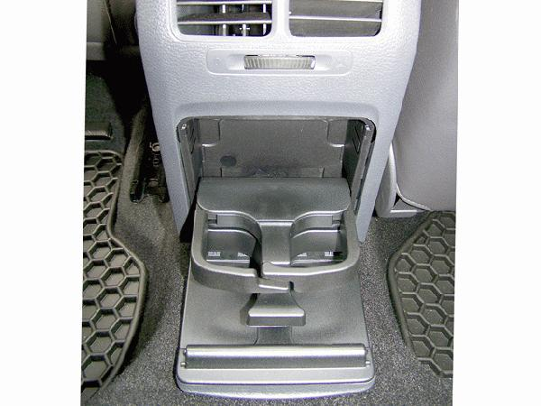 1k0862543e Volkswagen Cup Holder Cover Seat Rear