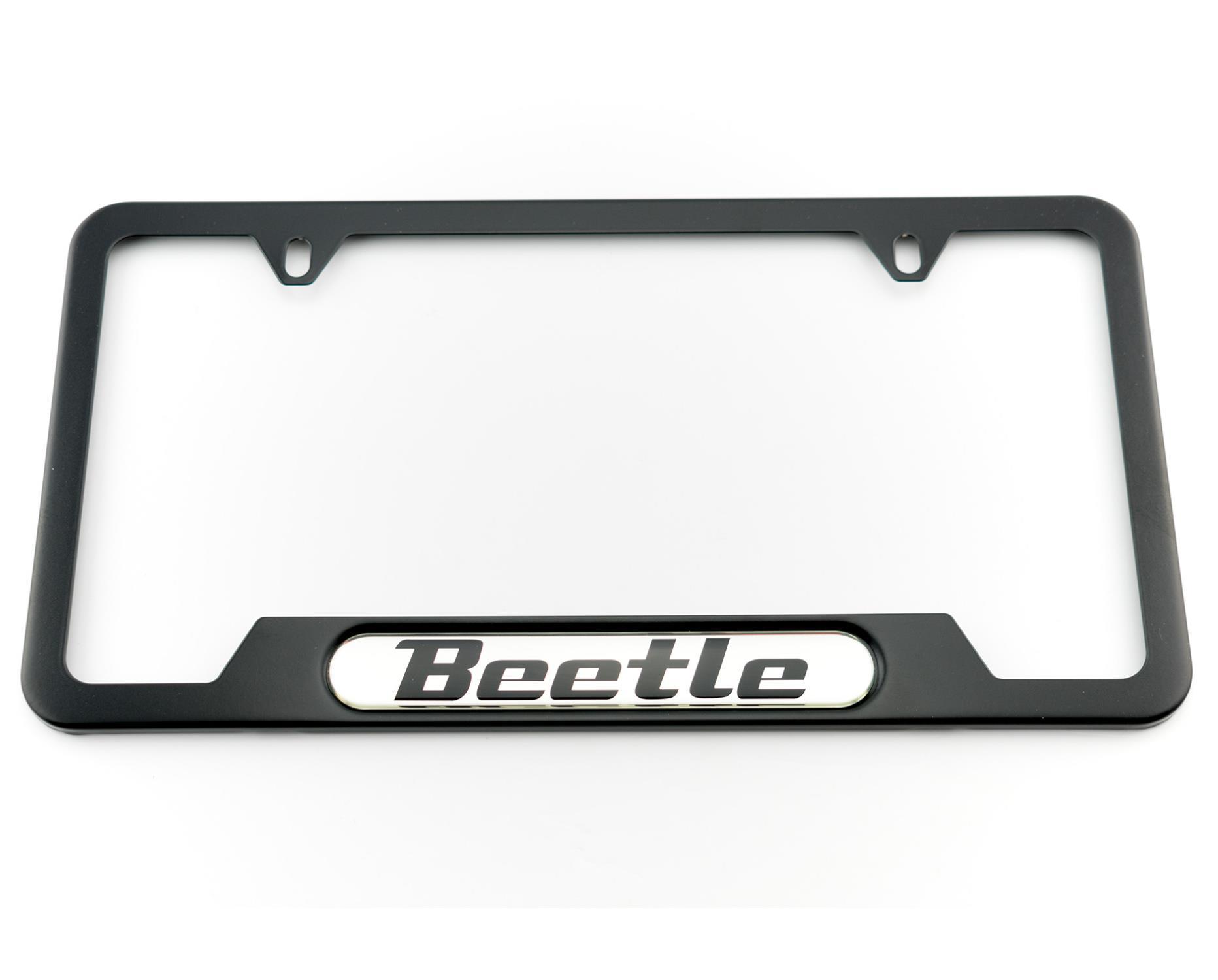 5c0071801k Volkswagen License Plate Frame Beetle