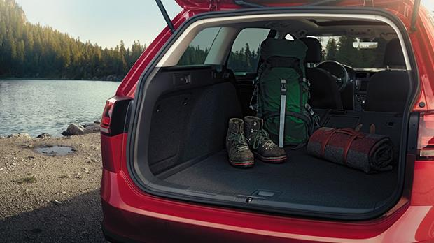 Diagram Weekender Package for your 2019 Volkswagen Tiguan