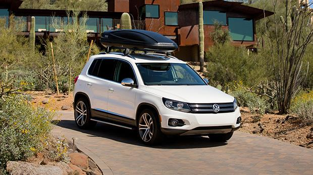 Diagram Travel Package for your 2019 Volkswagen Tiguan
