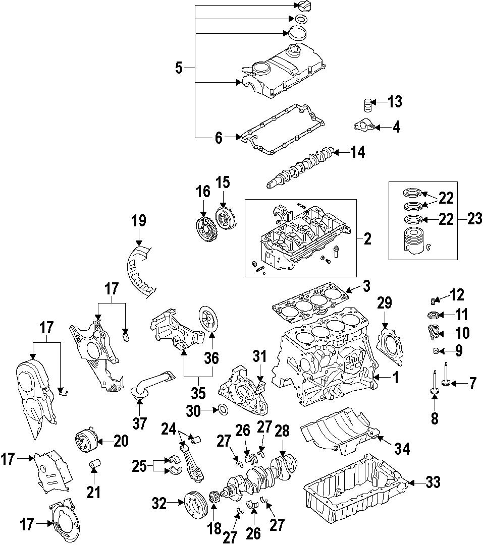 Volkswagen Engine Oil Pump Pickup Tube. OIL