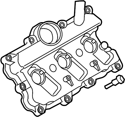 vw 1 8t engine diagram serpentine belt
