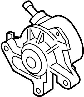 on 2003 Vw Jetta Diesel Fuel Injection Pump