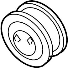 Volkswagen Phaeton Engine