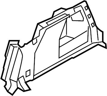 Cadillac Sts Mk1 First Generation 2005 Fuse Box Diagram