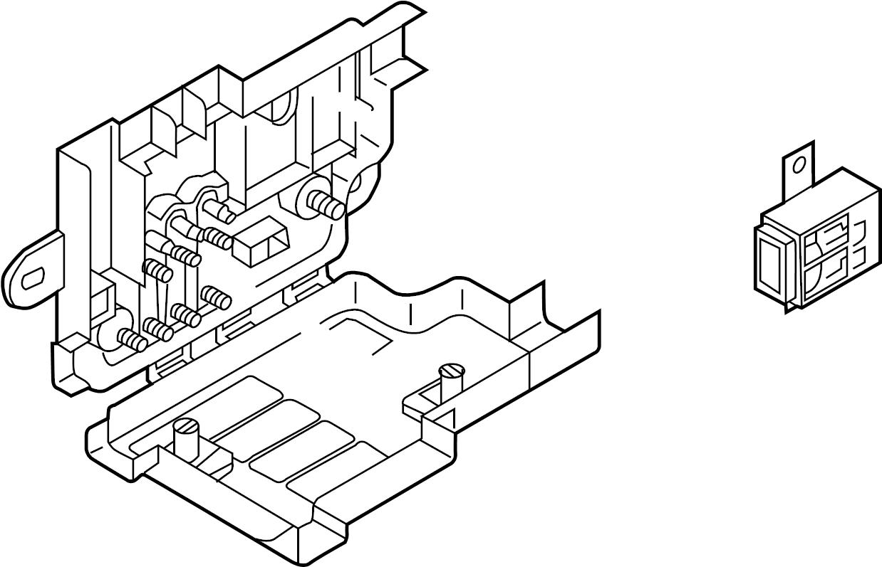 volkswagen jetta fuse box fuse holder holder audi. Black Bedroom Furniture Sets. Home Design Ideas