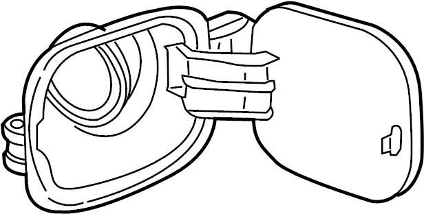 Rv Fuel Filler Door