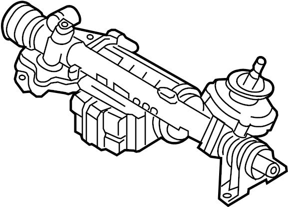 Volkswagen Steering Rack Harness Diagrams Volkswagen