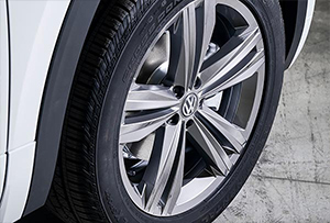 2018 Volkswagen Wheels Products